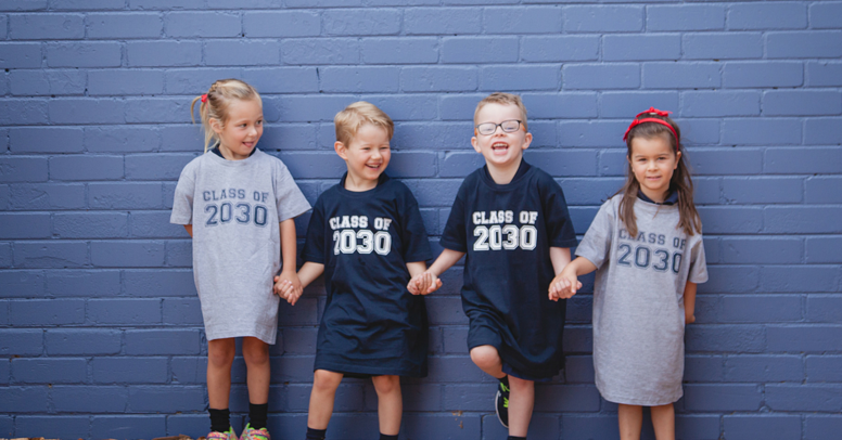 Transition to prep class of 2030