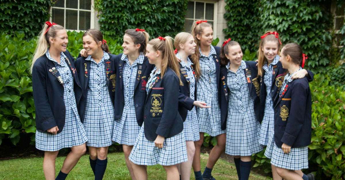 advantages of all girl school