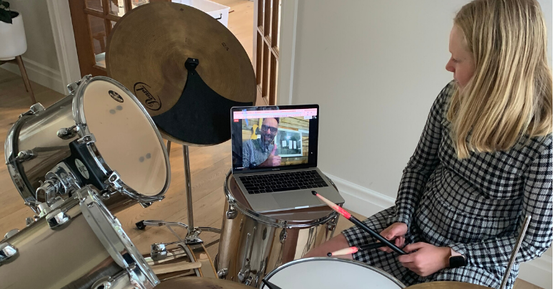 Online Learning Toorak College_Music