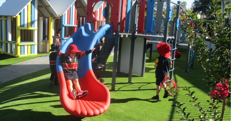 Toorak College Early Learning Playground