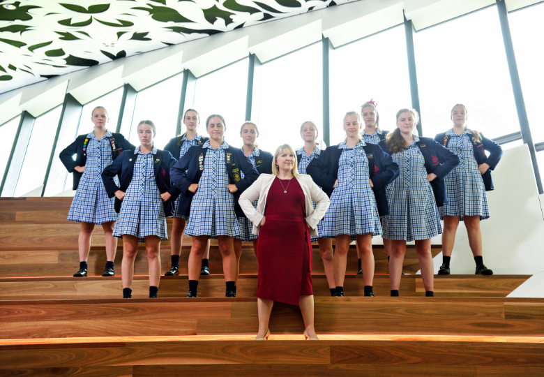 Toorak College female role models